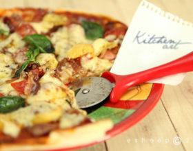 Cooking Show #1: Làm Pizza tại nhà không hề khó!