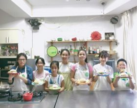 Lịch học tháng 06/2017 tại Kitchen Art Studio