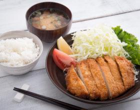 Thịt heo chiên xù kiểu Nhật (Pork Katsu)